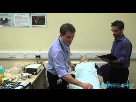 Best practise in an acute care OSCE