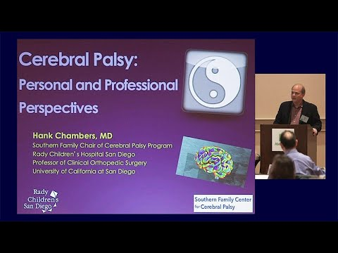 Cerebral Palsy: Personal And Professional Perspectives