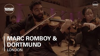 Marc Romboy & Dortmund Philharmonic Orchestra Boiler Room Live Performance