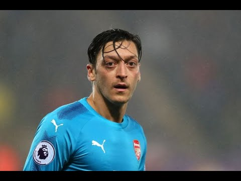 Arsenal news: Gary Neville issues warning to Mesut Ozil after signing new deal