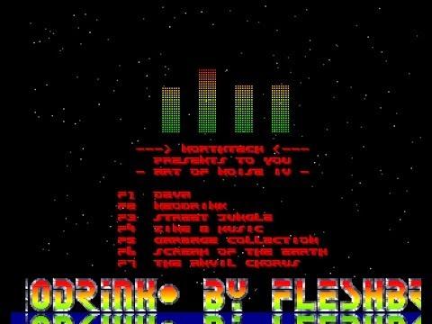 Northtech - Art of Noise 4 (Amiga Music Disk)