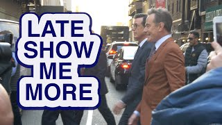 LATE SHOW ME MORE: Walk It Out