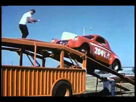 Ingenuity In Action 1959 NHRA Hot Rod Film