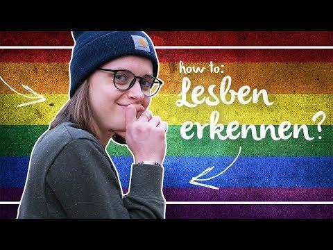AnniGAY erklärt: Lesben erkennen? | Annikazion
