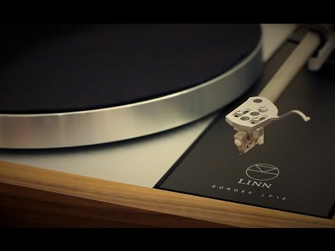 Linn Sondek LP12 turntables at KJ West One
