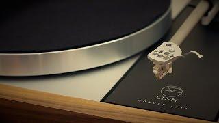 Linn Sondek LP12 turntables at KJ West One