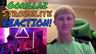 Gorillaz - Strobelite (Official Video) REACTION!