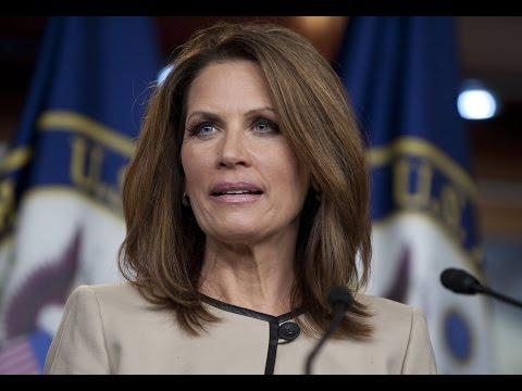 Michele Bachmann Warns Christians About Hillary