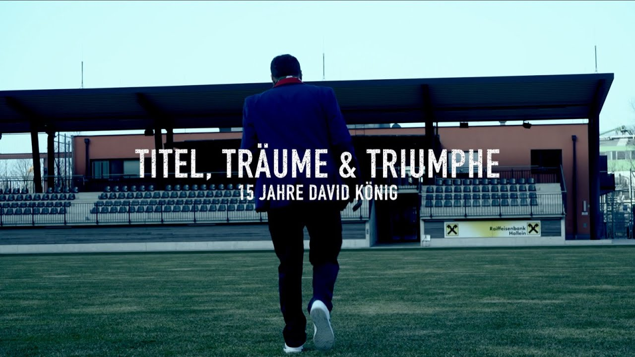 Titel, Träume & Triumphe-15 Jahre David König