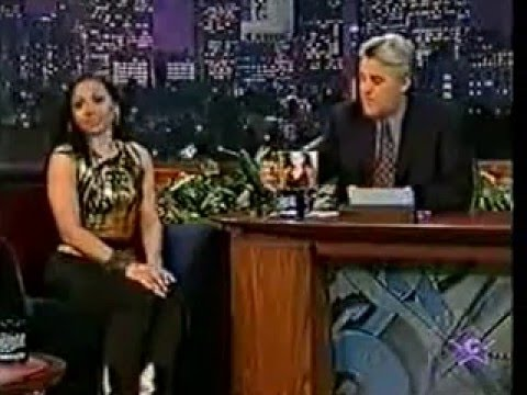 Debelah Morgan  Dance With Me  on the tonight show with Jay leno