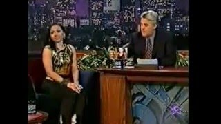 Debelah Morgan - Dance With Me Live on the tonight show with Jay leno YouTube Videos