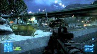 Battlefield 3 Multiplayer Gameplay PC | Teheran Rush + Commento ITA