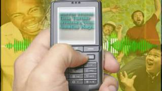 Want FREE gospel ringtones NOW? Watch this video!