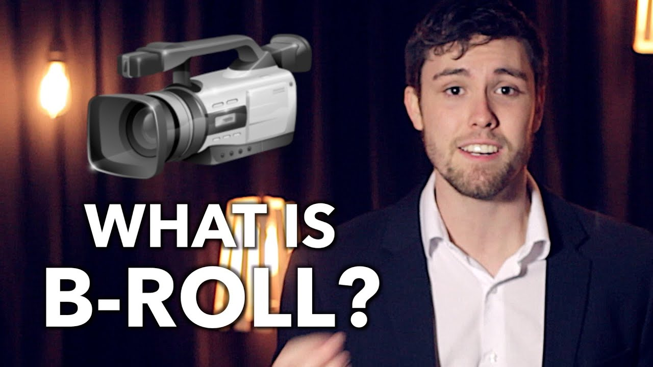 What is b roll footage youtube for B b com
