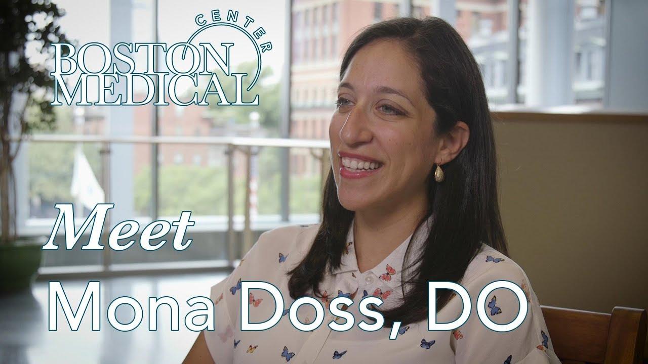 Mona S Doss, DO | Pediatrics - Primary Care | Boston Medical