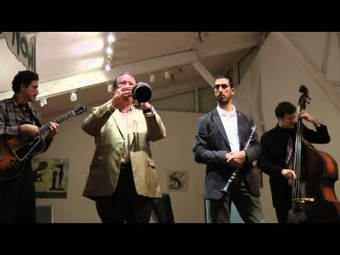 """""""LULLABY OF THE LEAVES"""": Neal Miner / The EarRegulars at ROCA (Dec. 9, 2012)"""