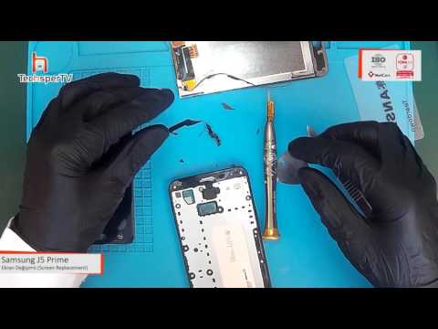 Samsung J5 Prime Ekran Değişimi / Samsung J5 Prime Screen Replacement