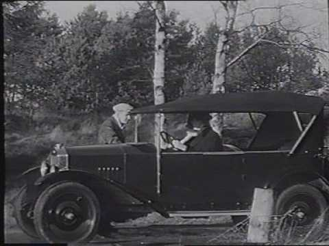 Jacob the first Volvo car with Penta engine