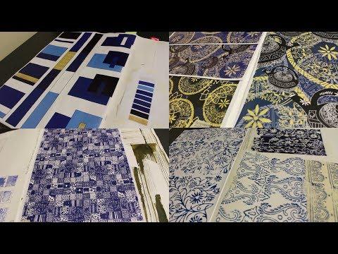 BA Fashion Design & Textiles SKETCHBOOK TOUR | First Class Degree