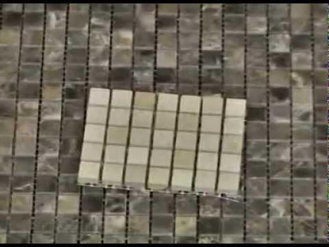 Натуральный камень как отделочный материал, Парад камней