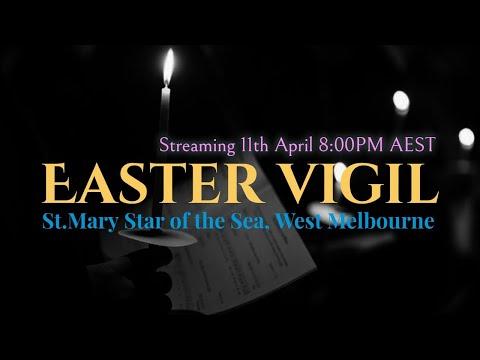 Easter Vigil, 2020
