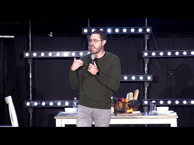 Come to The Table: Week 3 | Brett Clubb