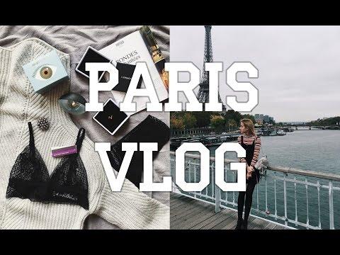 VLOG In Paris: Осень в Париже, 7 айфоны, сколько стоит пообедать, шоппинг в Galeries Lafayette