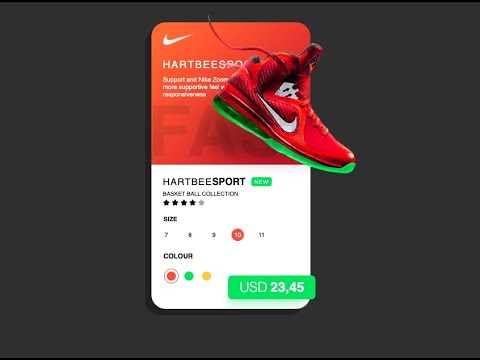 Product Card | HTML & CSS