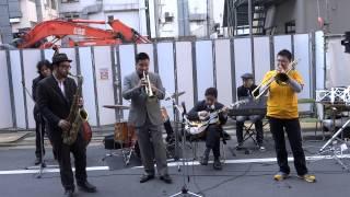 The 13th Shinjuku Trad Jazz Festival(2013/11/16):菅野淳史(Tp)~