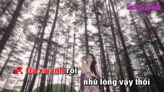 tinhbanlamaimai com karaoke Níu kéo hay buông tay   Phan Đình Tùng ft Thái Ngọc Bích