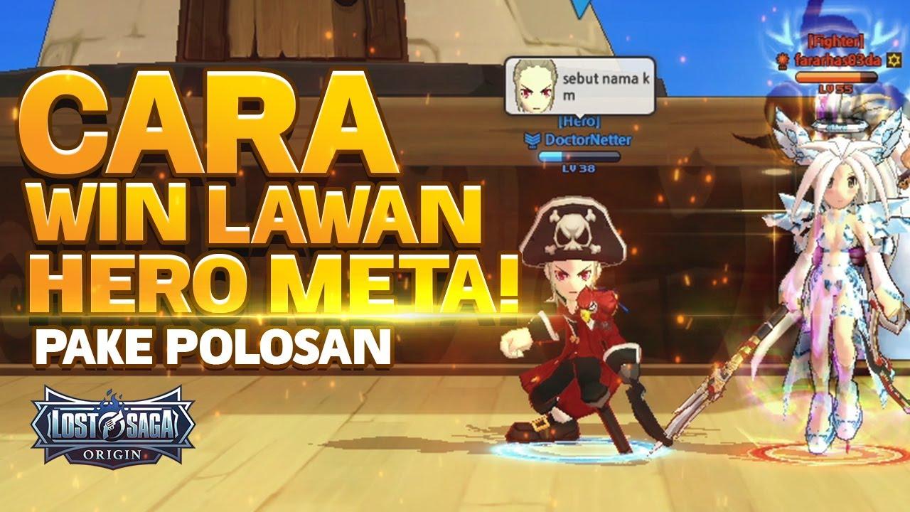 Nostalgia Combo Bocah Jaman Warnet Skuy!!! - Lost Saga Origin #NoINSTAN