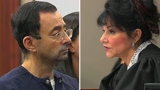 'You're a danger': Judge sentences Larry Nassar to 175 years