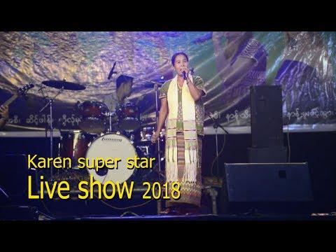 ဖုံဳ ထါေခါဟ္က္ုဆာ live show 2018 #2