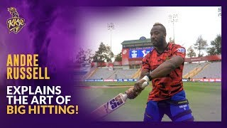 5-minute tutorial to the Art of Big Hitting | feat. Andre Russell