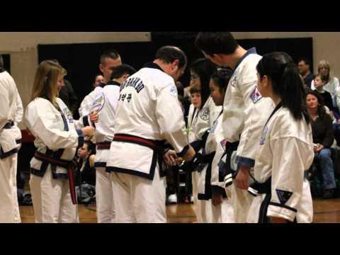 Garaguso Karate & Brnich Karate Dan (Black Belt) Promotion Ceremony
