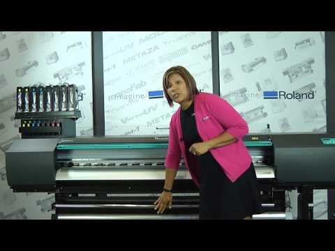 Product Walk-through - Texart XT-640 Dye-Sublimation Printer