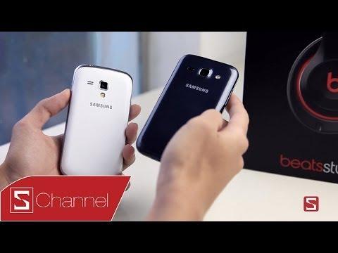 Schannel - Nên lựa chọn Galaxy Trends Plus hay Galaxy Ace 3 - CellphoneS