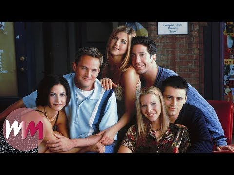 All 10 Seasons Of Friends: RANKED