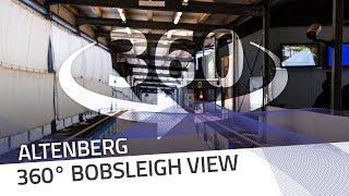 IBSF goes 360 at Altenberg Sliding Centre | IBSF Official