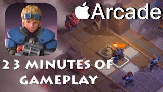 Apple Arcade :: Spaceland 23 Minutes of Gameplay on iOS