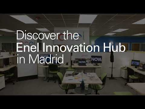 Enel Innovation Hub Madrid