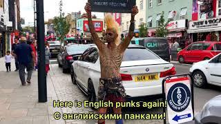 Punks of Camden town 2/Панки нашего района 2, Лондон