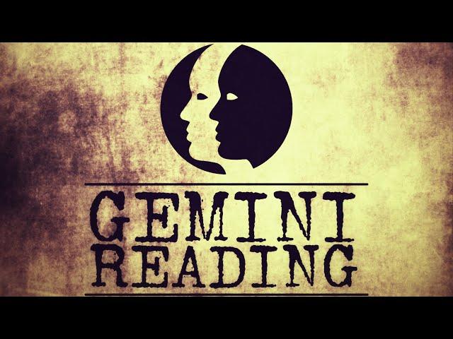 Gemini Reading (promo)