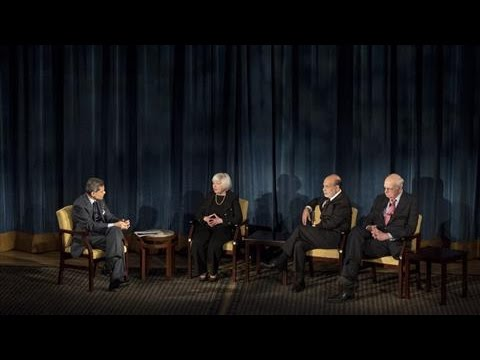 Former Fed Chairmen on Global Reserve Currency