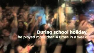 DJ Armin Van Buuren Facts
