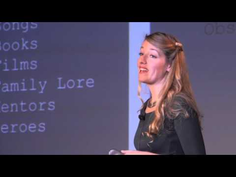 The Breath of Experience: Autobiography and How to Exhale | Gabrielle Louise | TEDxPaonia