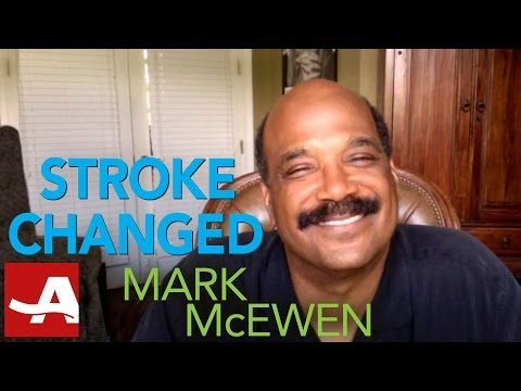 STROKE CHANGED MARK MCEWEN'S LIFE | The Best of Everything with Barbara Hannah Grufferman | AARP
