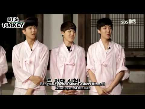 [17.09.2013] Rookie King/Channel Bangtan 3.Bölüm 2.Part (Tür