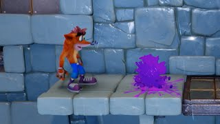 Crash Bandicoot: 4 Minutes of Stormy Ascent DLC Gameplay