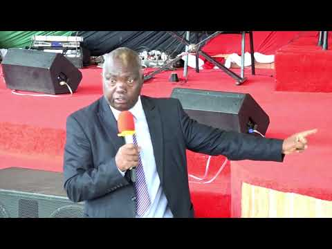 Bible Study 20th August 2017 with Bishop Thomas